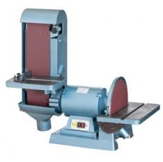 GW-60 砂布环带平面、圆盘两用研磨机