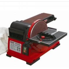 吸尘式砂带砂盘机BDX48